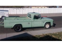 1968 Dodge Pickup (CC-1197002) for sale in Cadillac, Michigan
