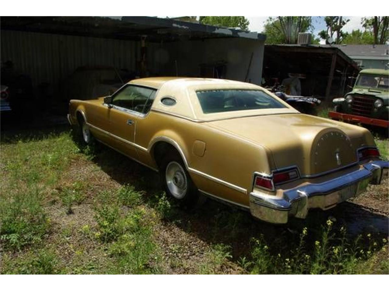 1974 Lincoln Continental (CC-1197003) for sale in Cadillac, Michigan