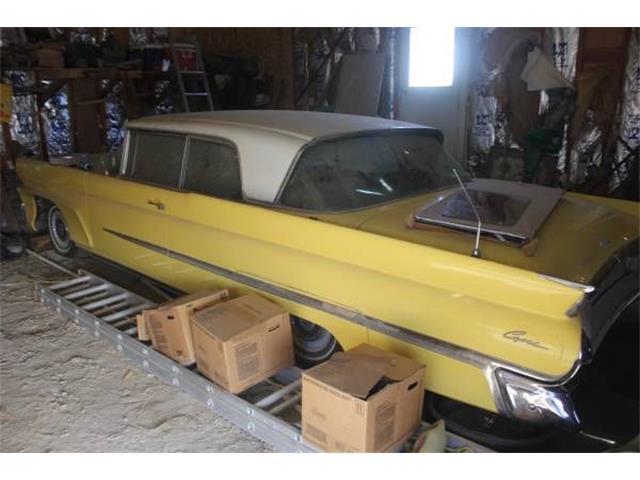 1959 Lincoln Capri (CC-1197005) for sale in Cadillac, Michigan