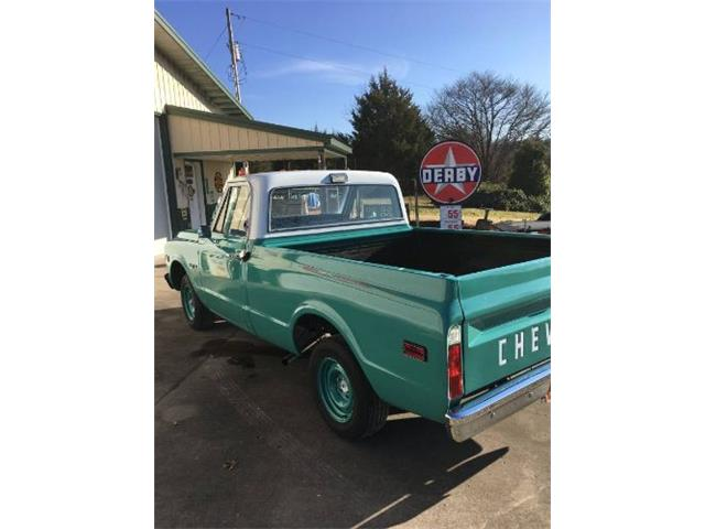 1972 Chevrolet C10 (CC-1197015) for sale in Cadillac, Michigan