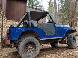 1976 Jeep CJ5 (CC-1197019) for sale in Cadillac, Michigan