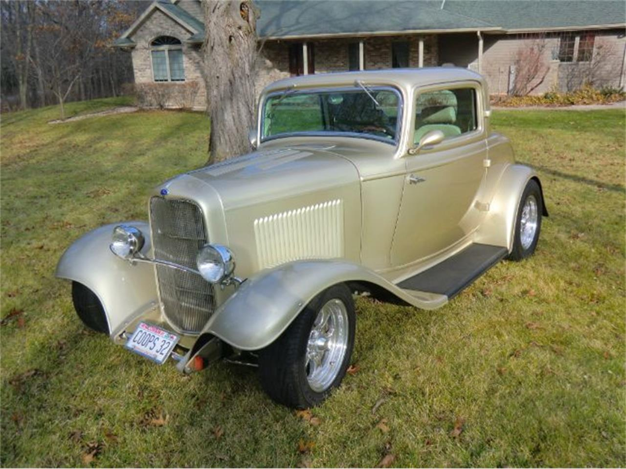 1932 Ford Coupe (CC-1197021) for sale in Cadillac, Michigan