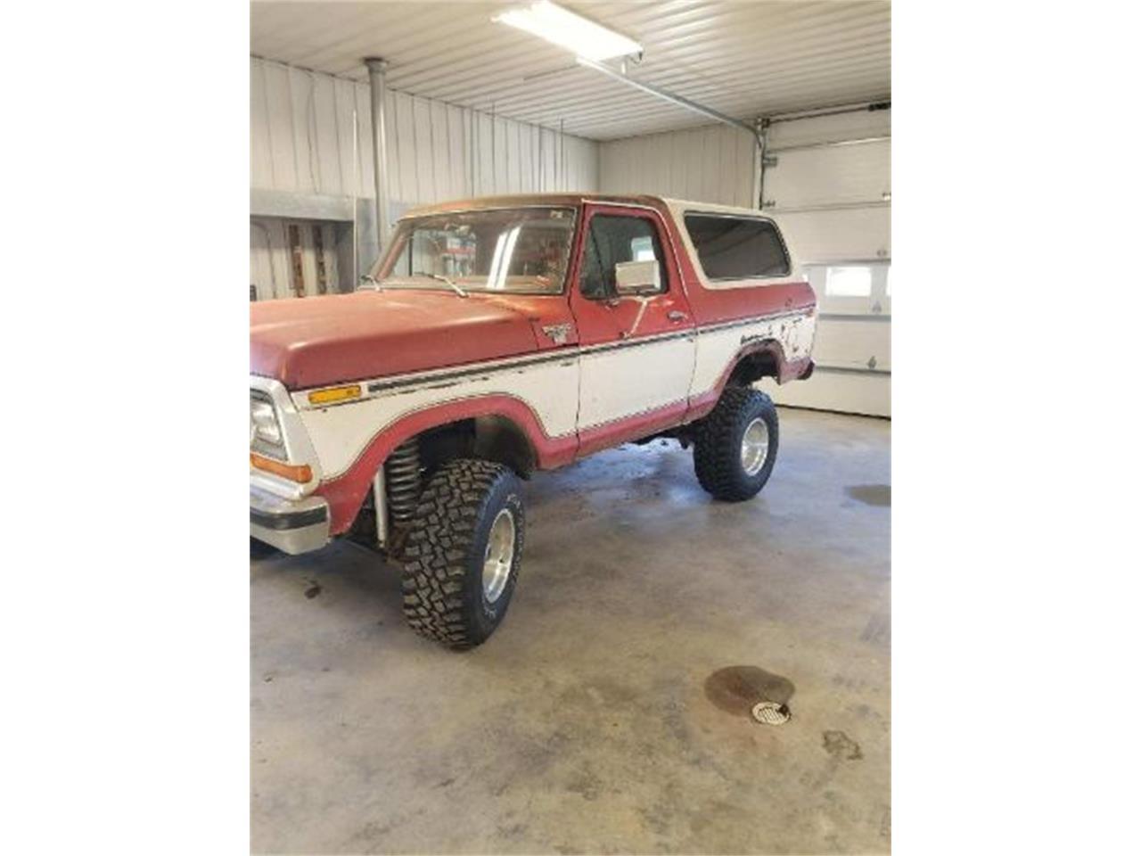 1978 Ford Bronco (CC-1197029) for sale in Cadillac, Michigan