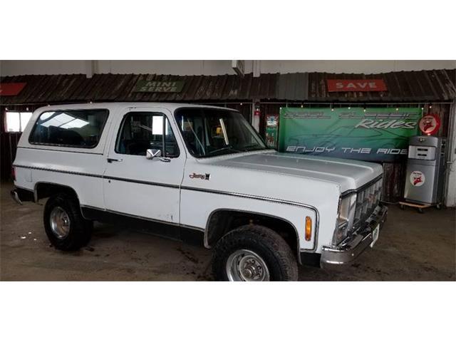 1979 GMC Jimmy (CC-1197047) for sale in Redmond, Oregon