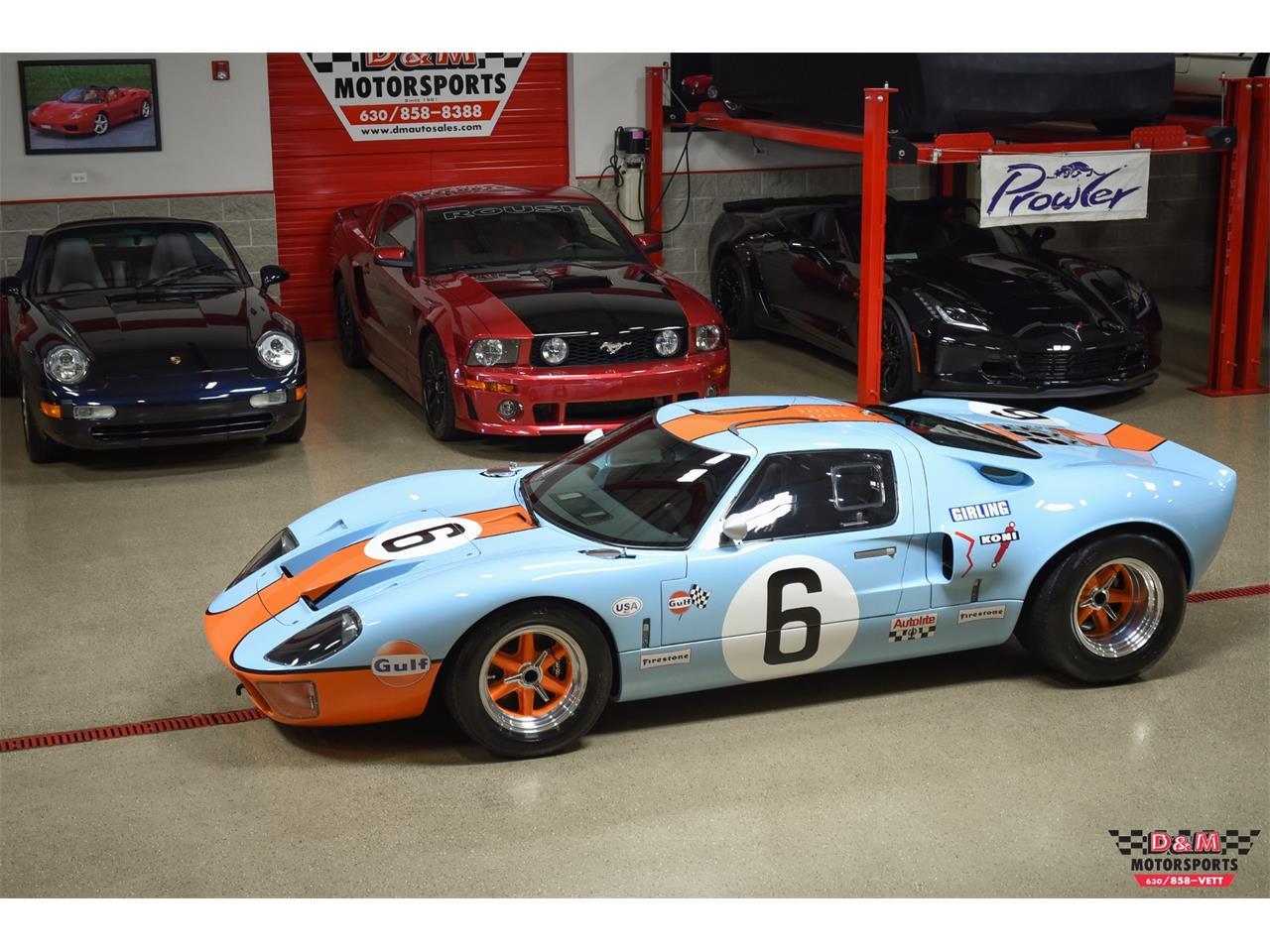1969 Superformance GT40 for Sale | ClassicCars com | CC-1197078