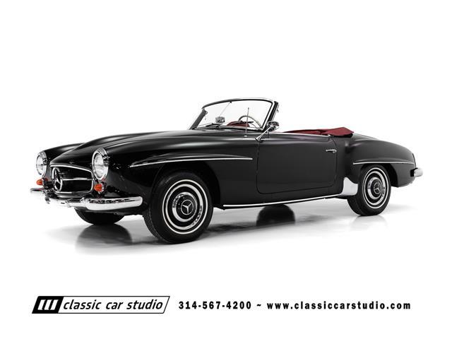 1959 Mercedes-Benz 190SL (CC-1197155) for sale in sa, Missouri