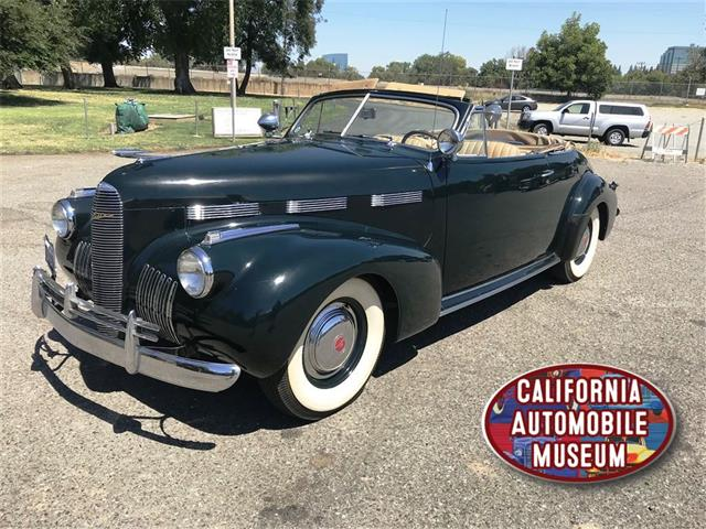 1940 LaSalle 52 (CC-1197179) for sale in Sacramento, California