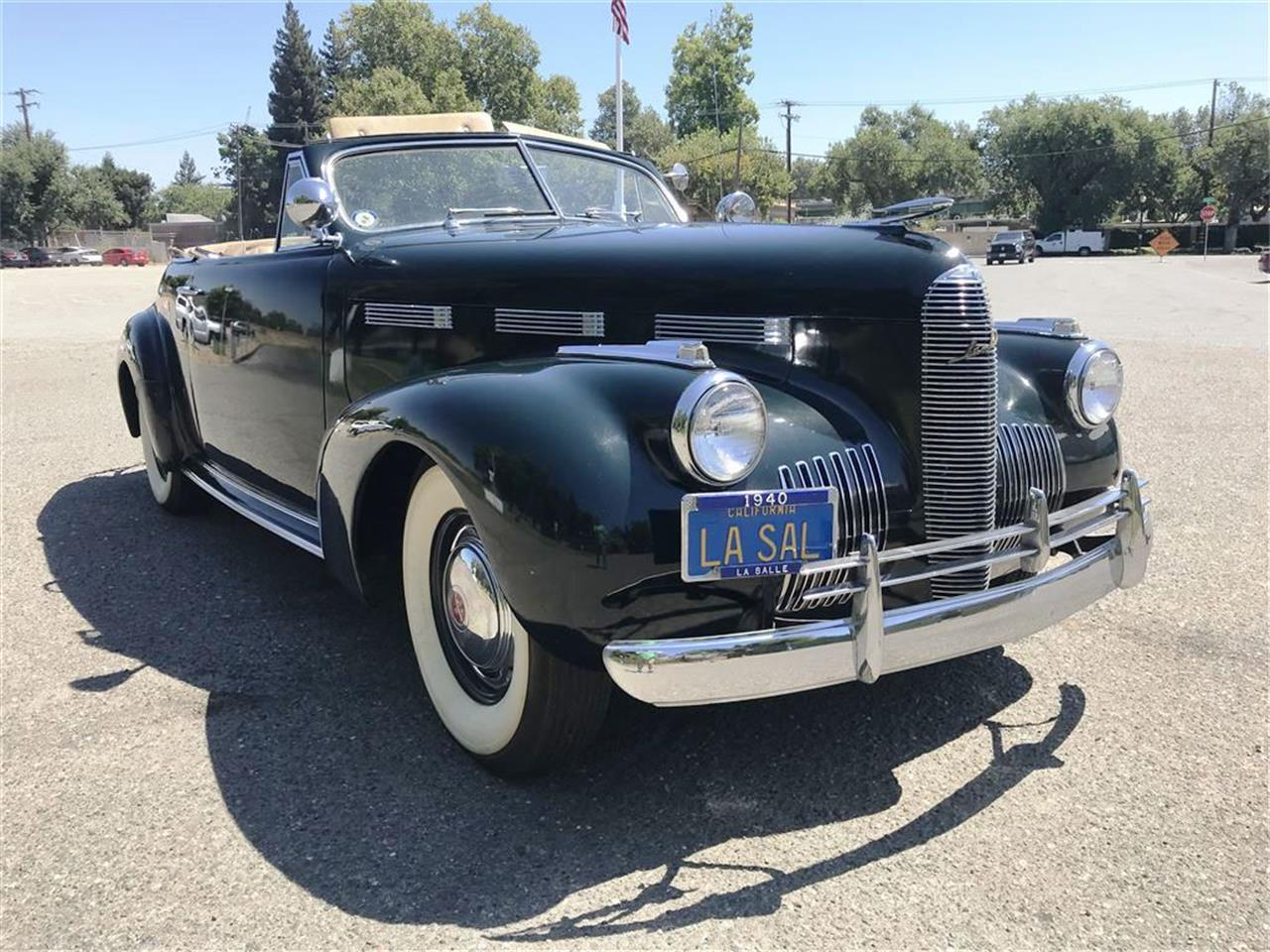 1940 LaSalle 52 (CC-1197179) for sale in Sacramento, California