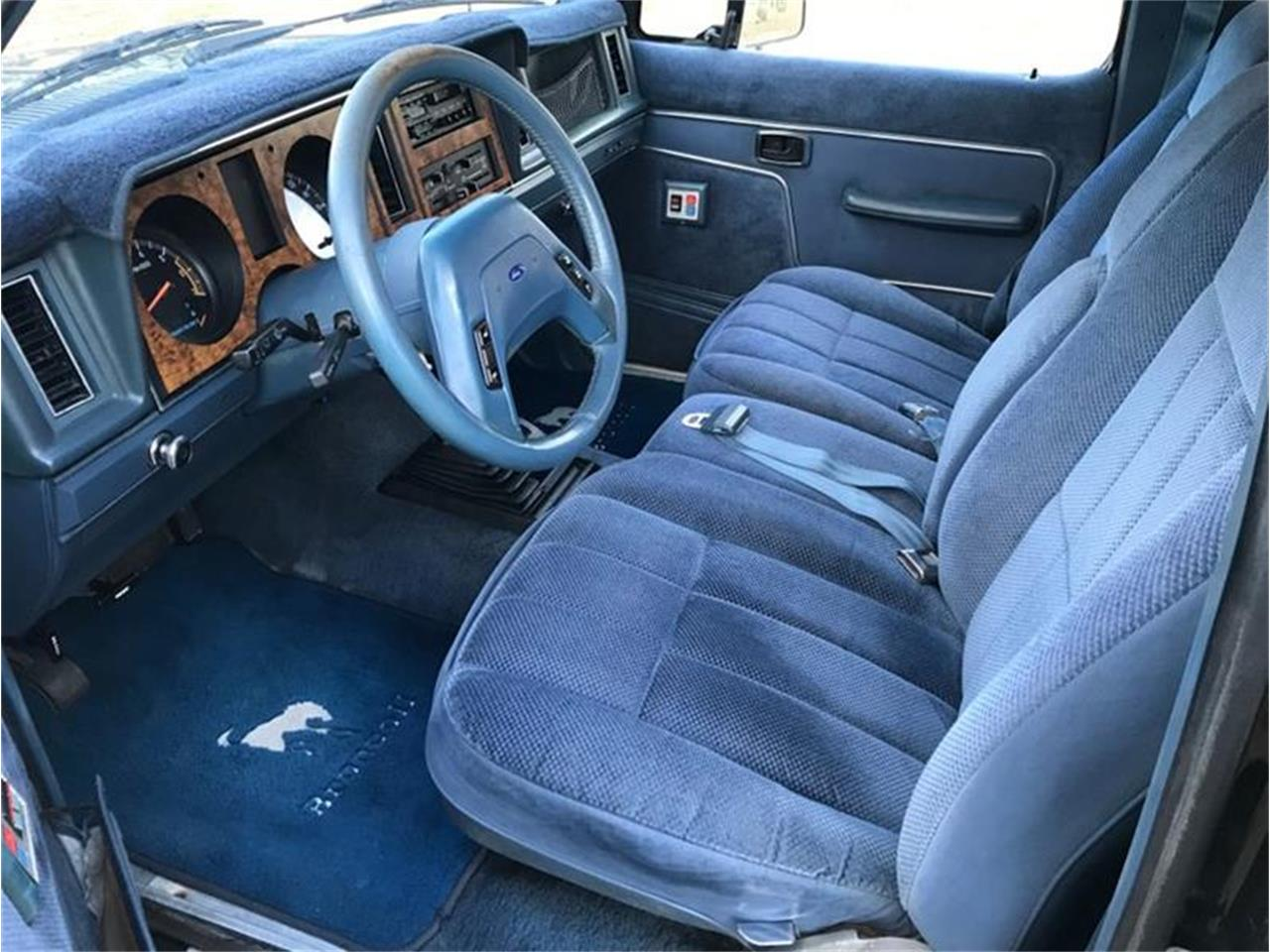 1988 Ford Bronco II (CC-1197279) for sale in Fredericksburg, Texas