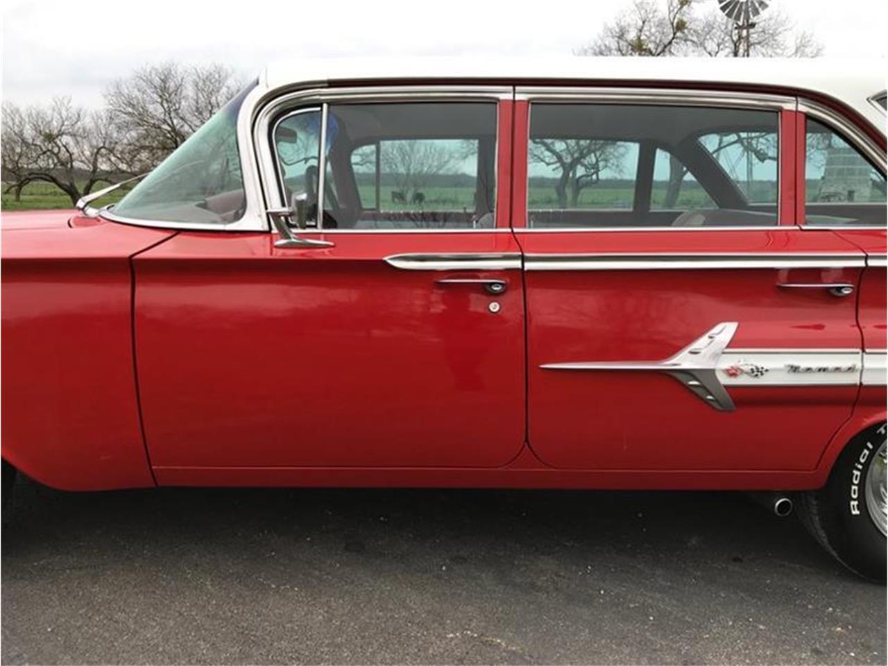 1960 Chevrolet Nomad (CC-1197280) for sale in Fredericksburg, Texas