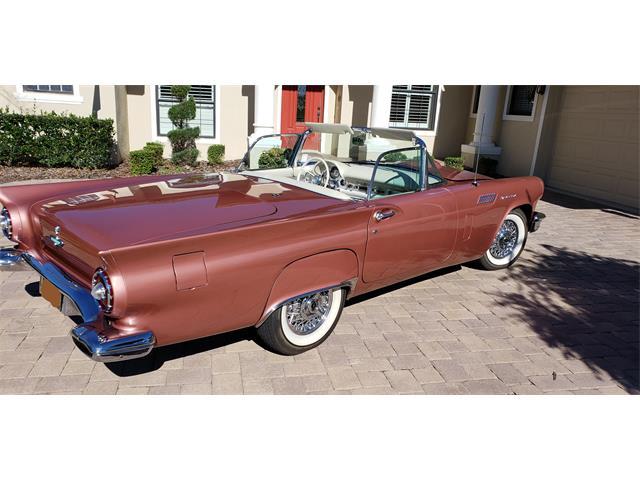 1957 Ford Thunderbird (CC-1197407) for sale in Racine, Ohio