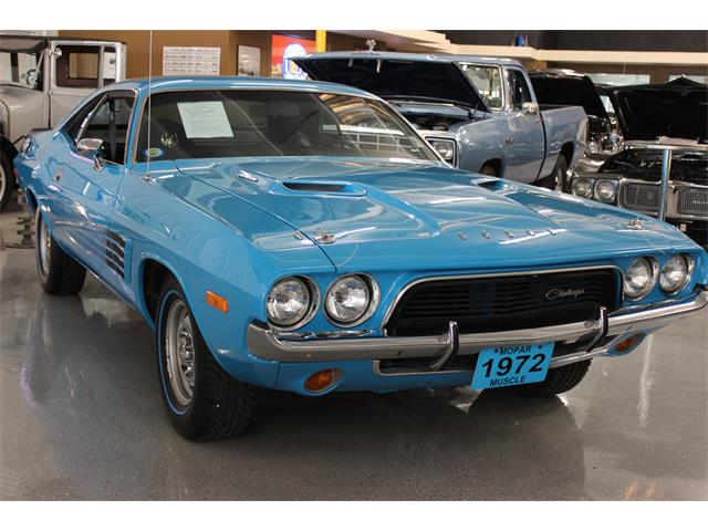 1972 Dodge Challenger (CC-1197412) for sale in Fort Worth, Texas
