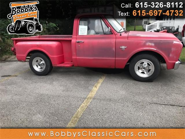 1967 Chevrolet C10 (CC-1190750) for sale in Dickson, Tennessee