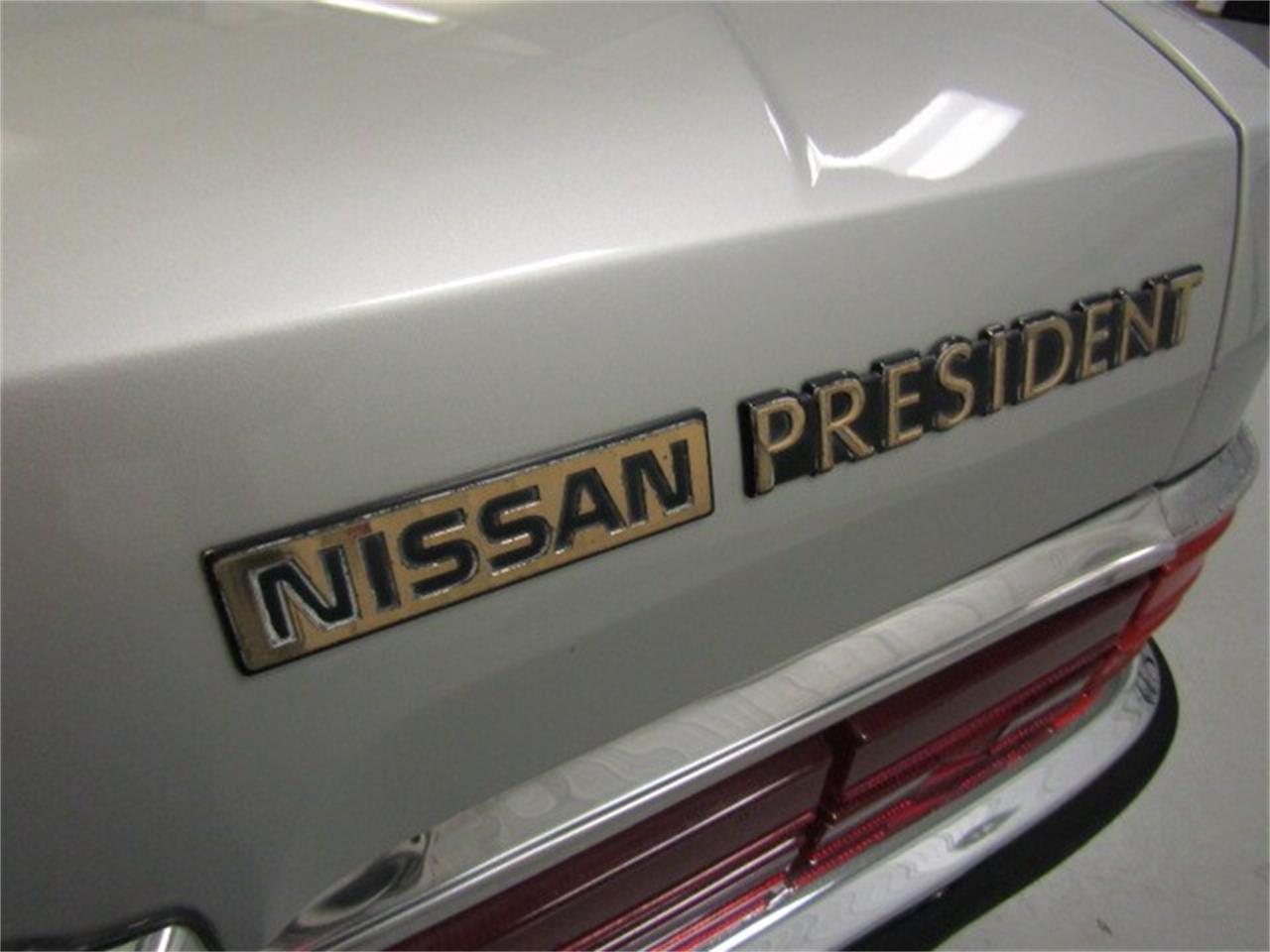 1991 Nissan President (CC-1197639) for sale in Christiansburg, Virginia