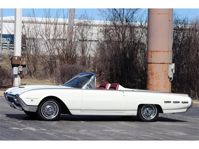 1962 Ford Thunderbird (CC-1197664) for sale in Alsip, Illinois
