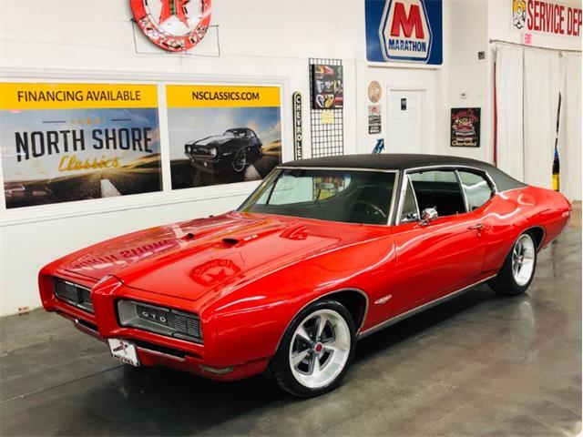 1968 Pontiac GTO (CC-1197673) for sale in Mundelein, Illinois