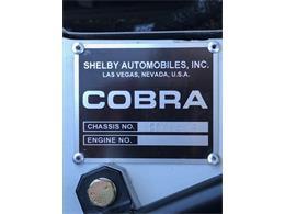 1963 Shelby Cobra (CC-1190770) for sale in Napa Valley, California