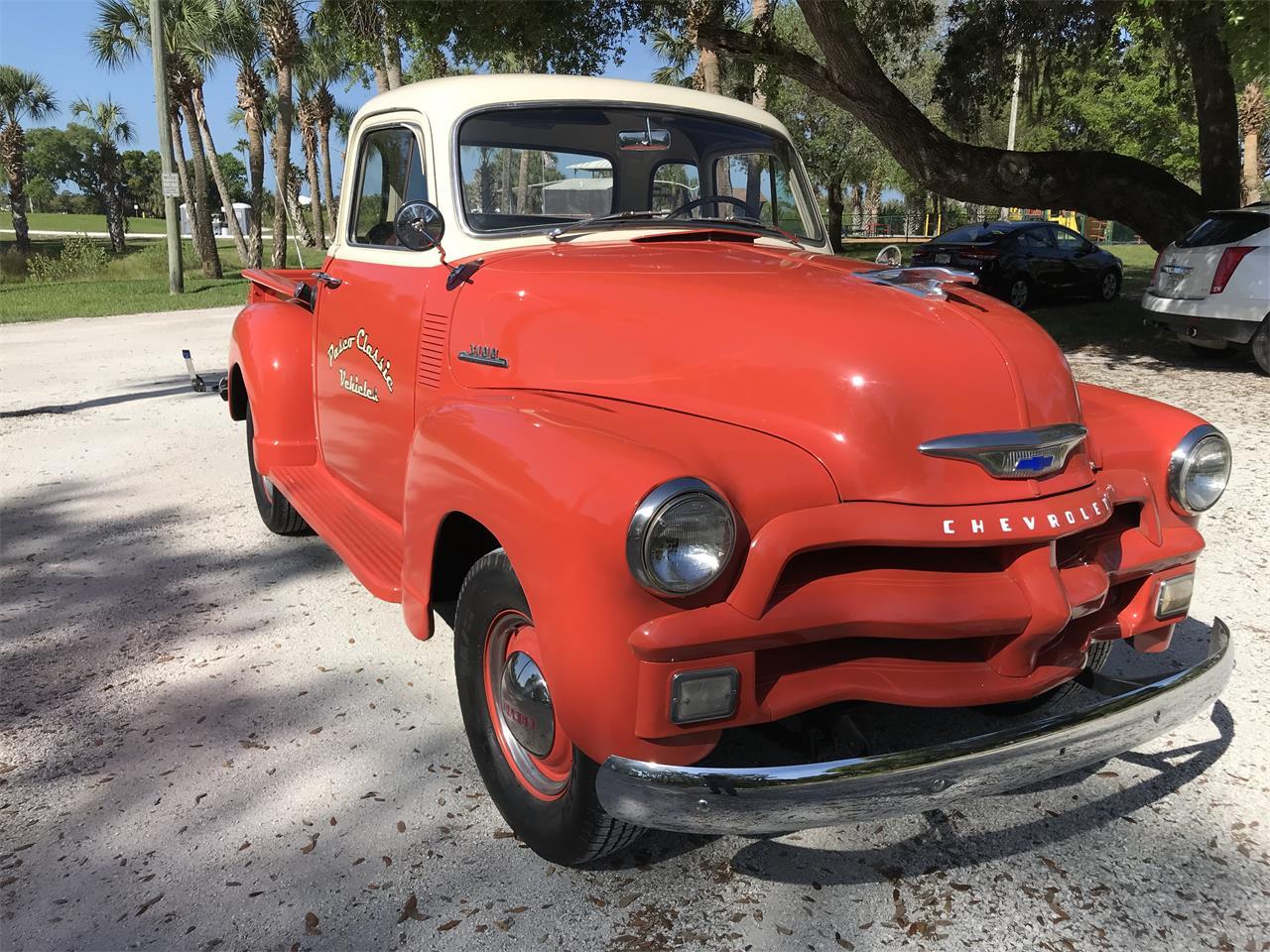1954 Chevrolet Pickup For Sale