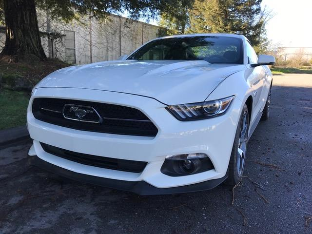 2015 Ford Mustang GT (CC-1190777) for sale in Napa Valley, California
