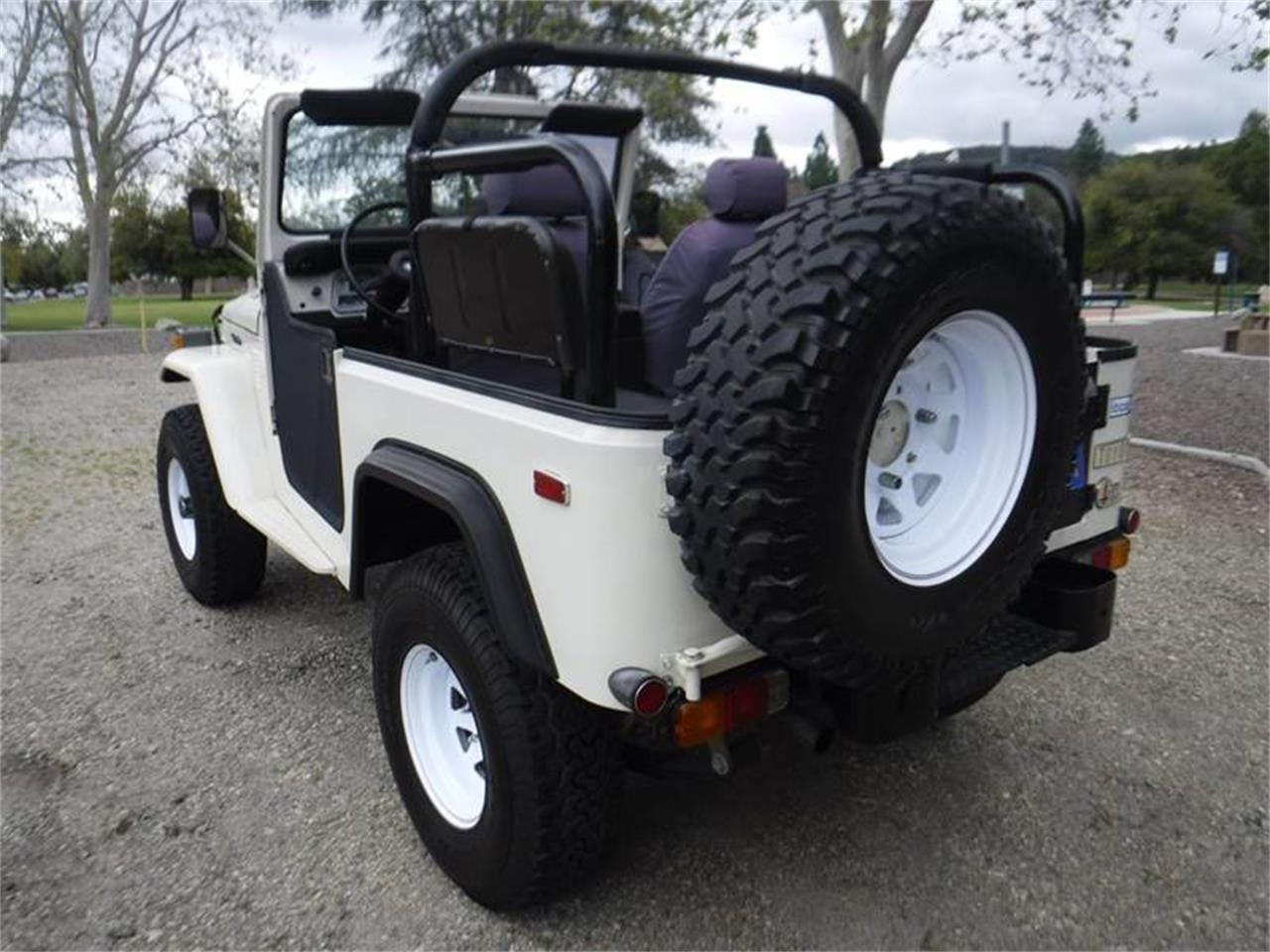 1977 Toyota Land Cruiser FJ (CC-1197773) for sale in Thousand Oaks, California