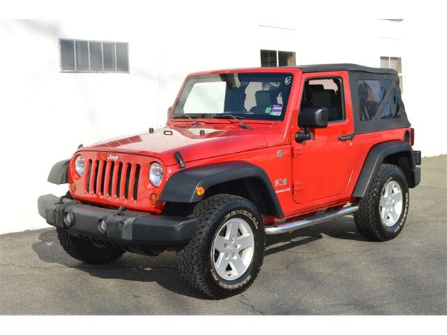 2008 Jeep Wrangler (CC-1197797) for sale in Springfield, Massachusetts
