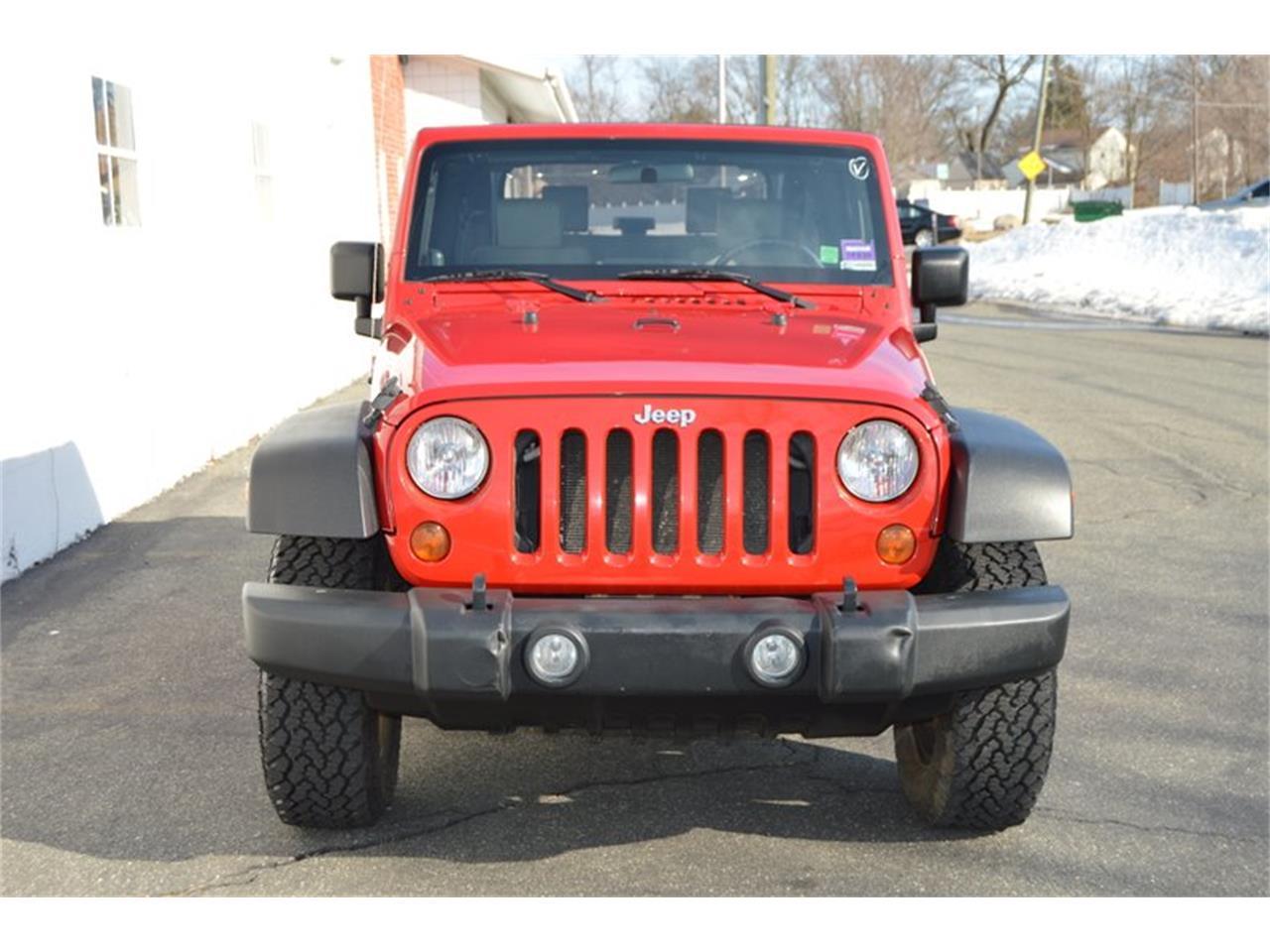 2008 Jeep Wrangler (CC-1197797) for sale in Springfield, Massachusetts
