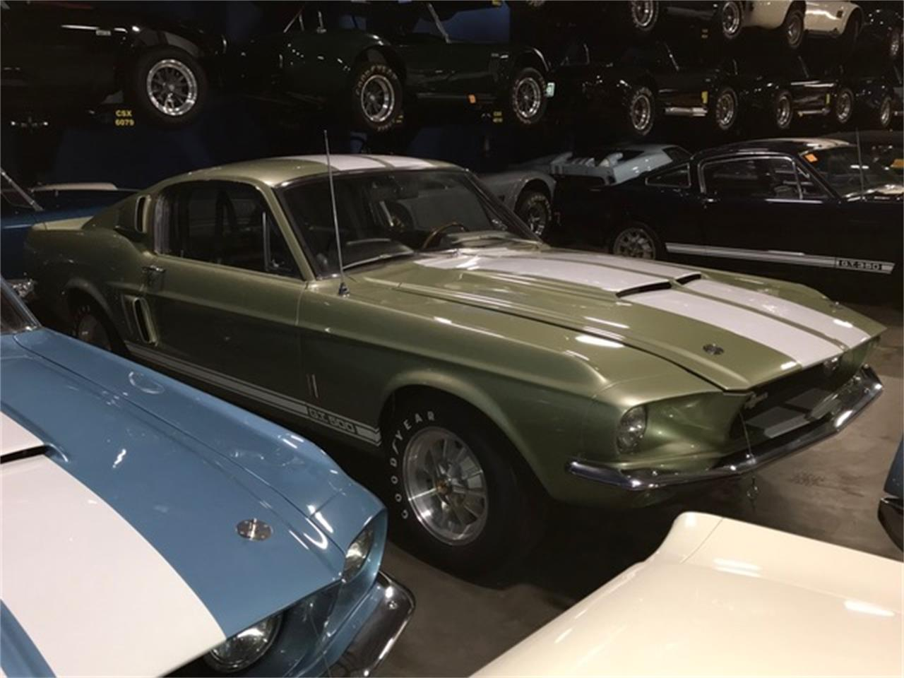 1967 Shelby GT500 for Sale | ClassicCars.com | CC-1190780