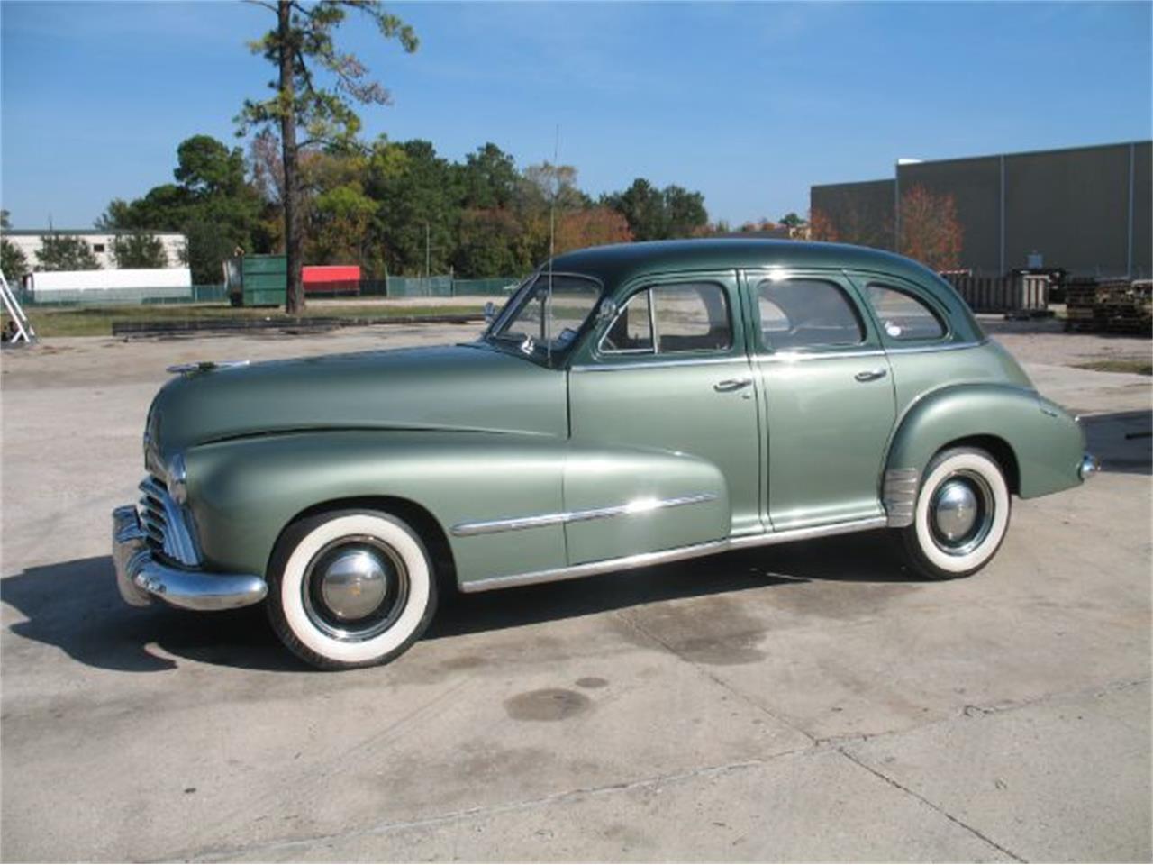 1948 Oldsmobile 66 (CC-1197812) for sale in Cadillac, Michigan