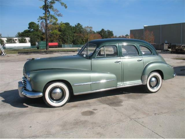 1948 Oldsmobile 66 (CC-1197812) for sale in Cadillac, Michigan