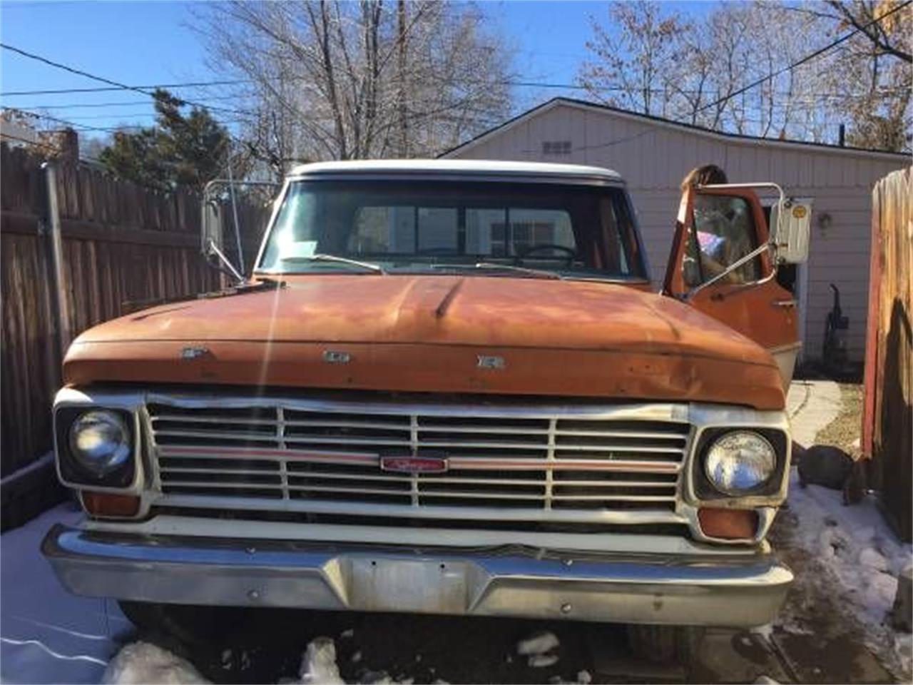 1969 Ford F250 (CC-1197821) for sale in Cadillac, Michigan