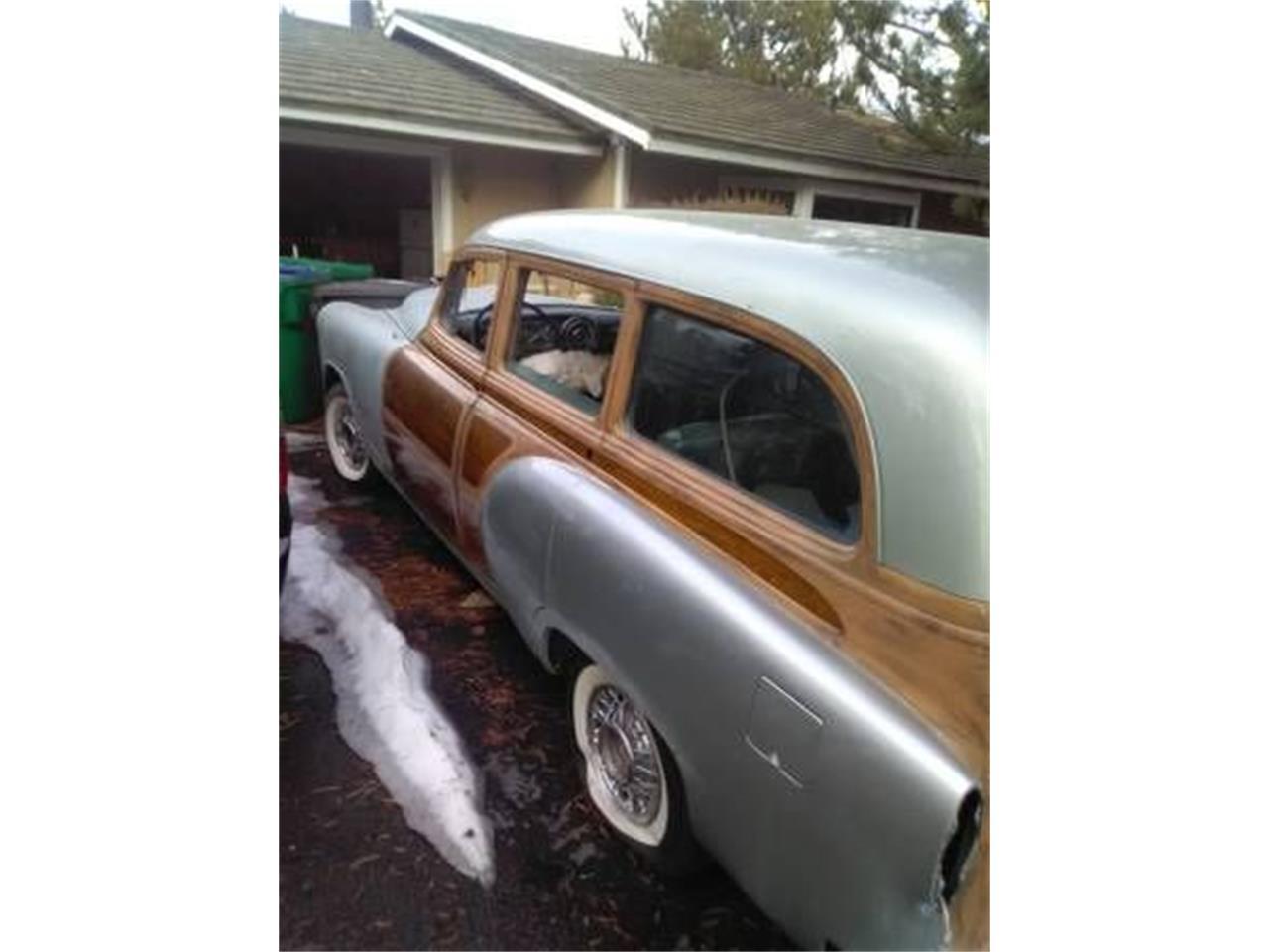 1953 Pontiac Wagon (CC-1197825) for sale in Cadillac, Michigan