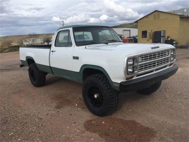 1980 Dodge Power Wagon (CC-1197831) for sale in Cadillac, Michigan
