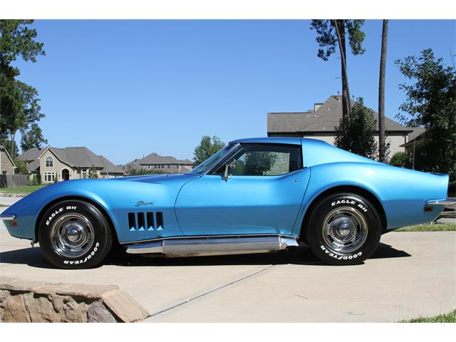 1969 Chevrolet Corvette (CC-1197845) for sale in Cypress, Texas