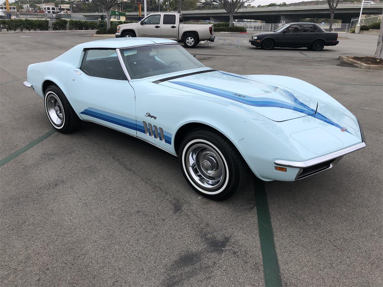 1969 Chevrolet Corvette (CC-1197849) for sale in Huntington Beach, California