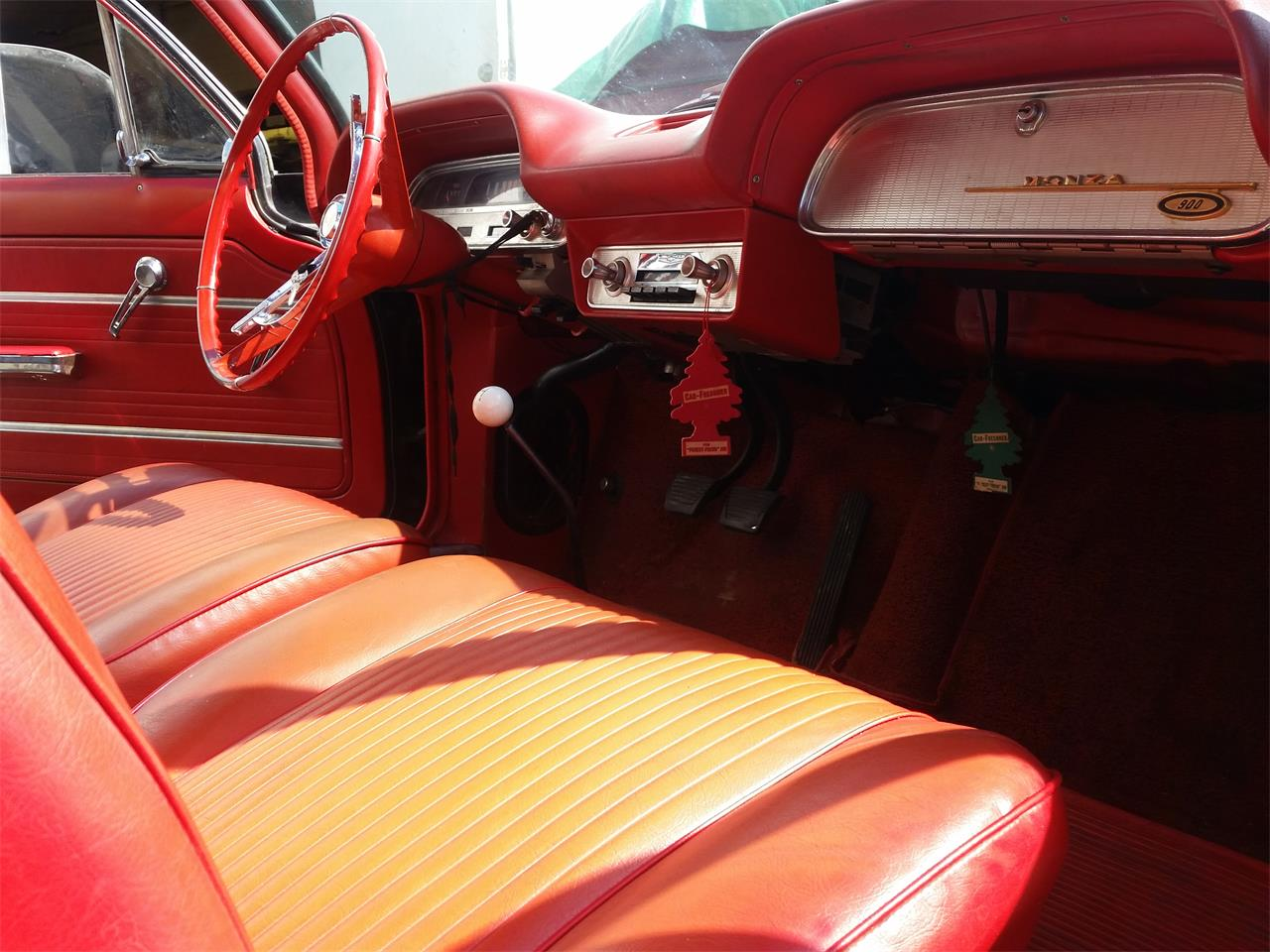 1961 Chevrolet Corvair Monza (CC-1190795) for sale in Carnation, Washington