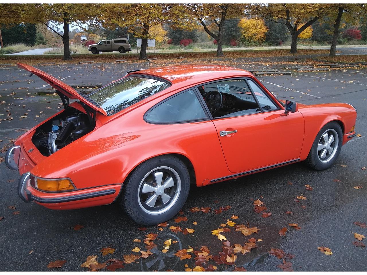 1969 Porsche 911 (CC-1190797) for sale in Carnation, Washington