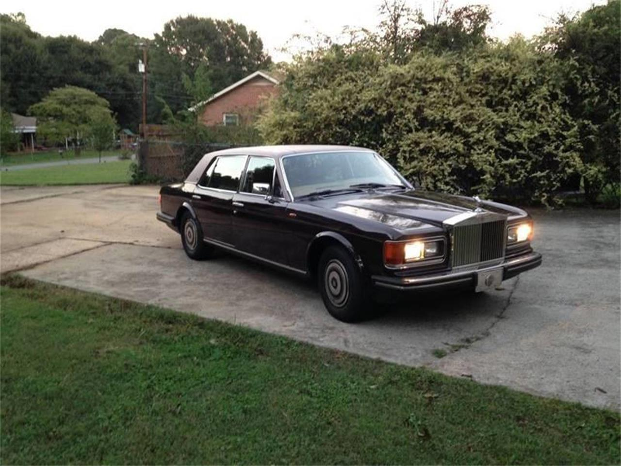 1987 Rolls-Royce Silver Spur (CC-1198041) for sale in Long Island, New York