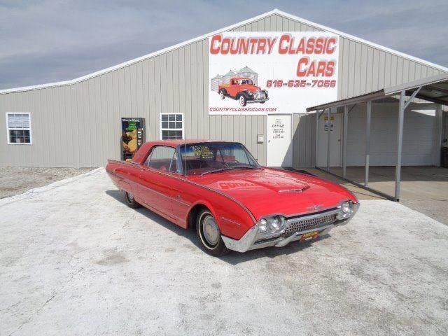 1962 Ford Thunderbird (CC-1198291) for sale in Staunton, Illinois