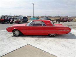 1962 Ford Thunderbird (CC-1198291) for sale in Staunton, Illinois