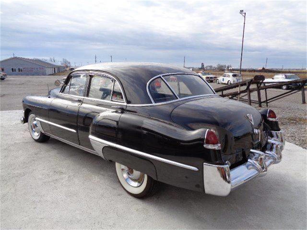 1949 Cadillac Series 62 (CC-1198301) for sale in Staunton, Illinois