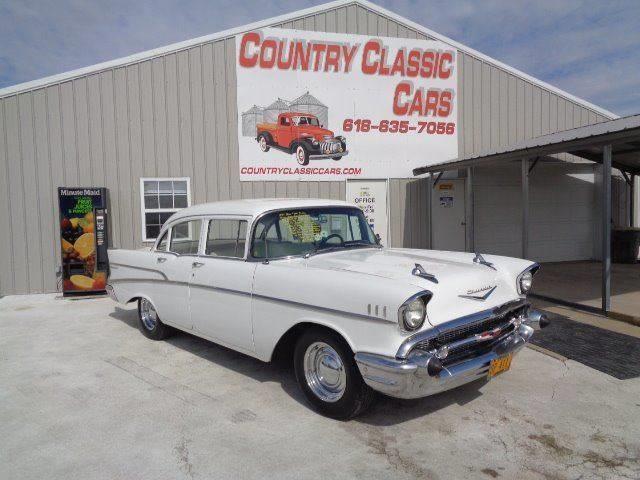 1957 Chevrolet Automobile (CC-1198304) for sale in Staunton, Illinois