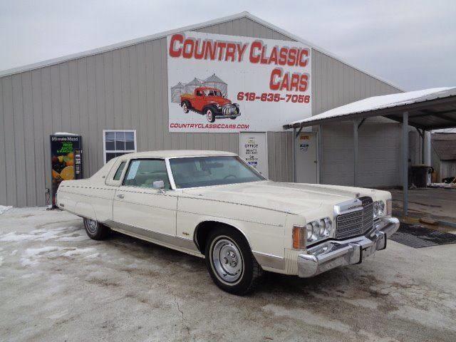 1974 Chrysler New Yorker (CC-1198311) for sale in Staunton, Illinois