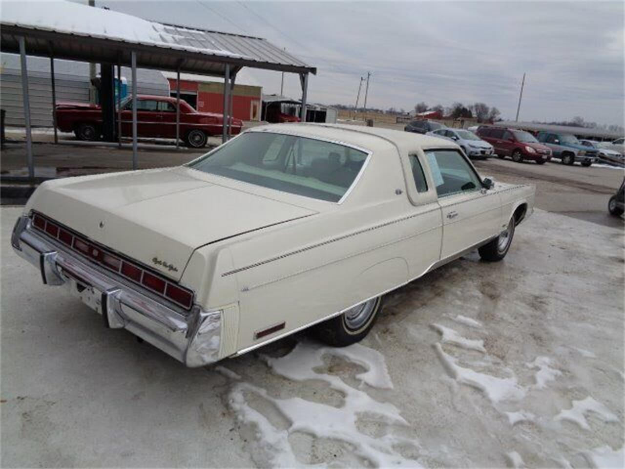 1974 Chrysler New Yorker (CC-1198311) for sale in Staunton, Illinois