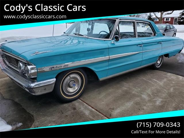 1964 Ford Galaxie 500 (CC-1198631) for sale in Stanley, Wisconsin
