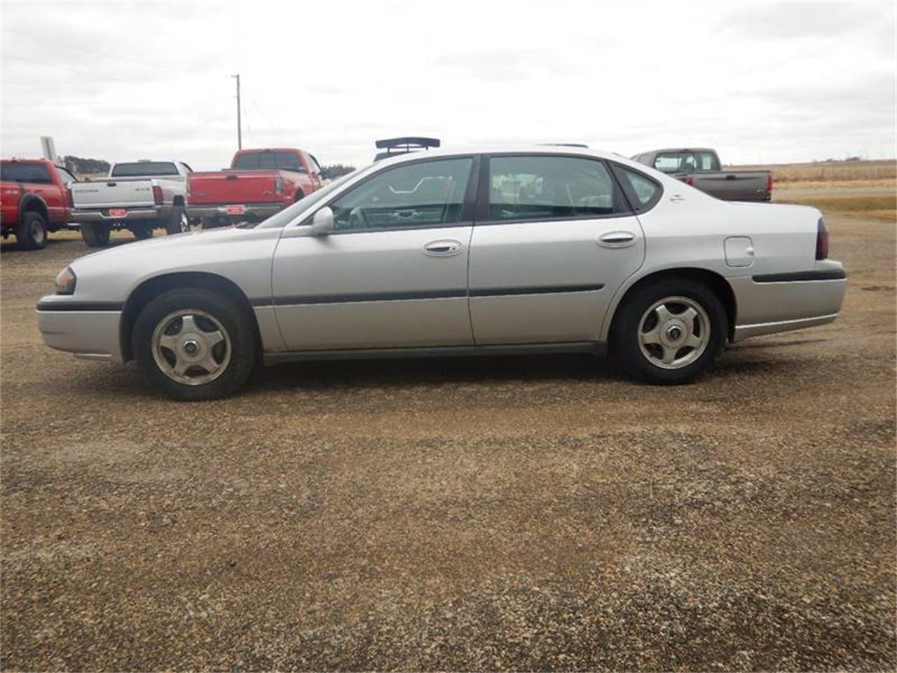 2004 Chevrolet Impala (CC-1198691) for sale in Clarence, Iowa