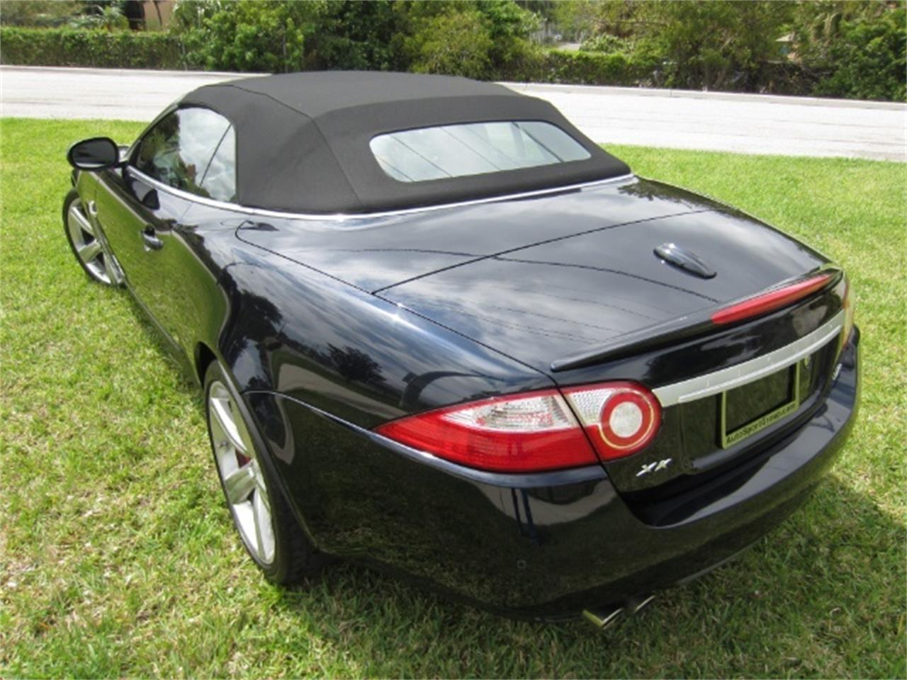 2008 Jaguar XKR (CC-1198774) for sale in Delray Beach, Florida