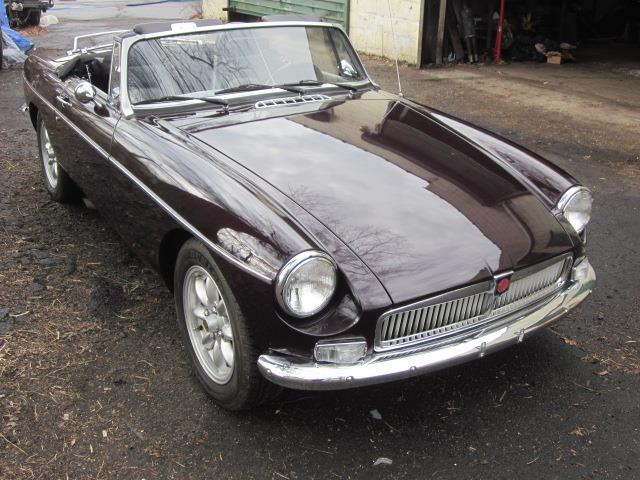 1980 MG MGB (CC-1198809) for sale in Stratford, Connecticut
