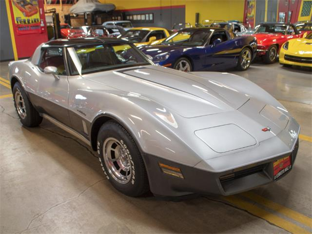 1982 Chevrolet Corvette (CC-1198934) for sale in Anaheim, California