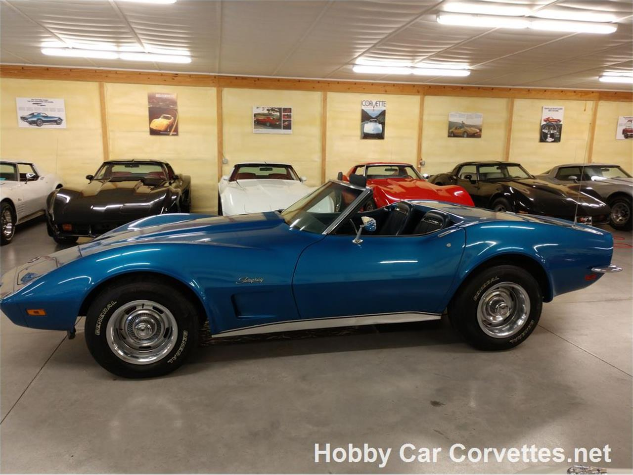 1973 Chevrolet Corvette (CC-1199011) for sale in Martinsburg, Pennsylvania