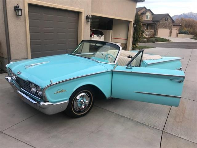 1960 Ford Sunliner (CC-1199012) for sale in SALT LAKE CITY , Utah